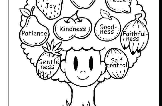 Kindness Coloring Pages At GetDrawings Free Download