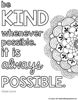 274x350 Kindness Coloring Pages