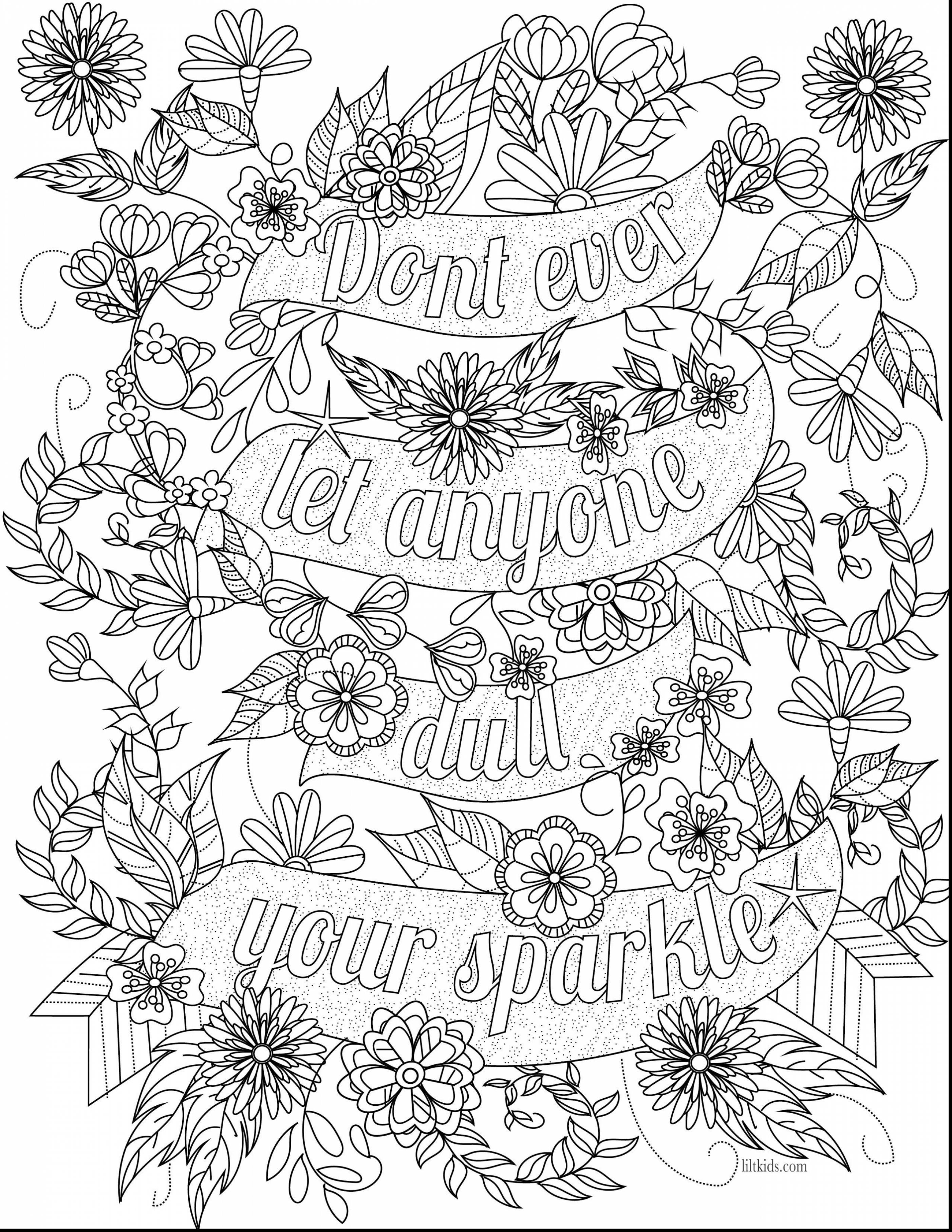 2805x3630 Kindness Coloring Pages