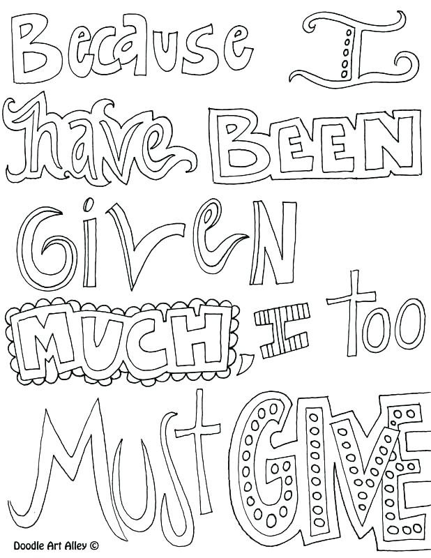 618x800 Kindness Coloring Pages Printable Coloring Pages With Words