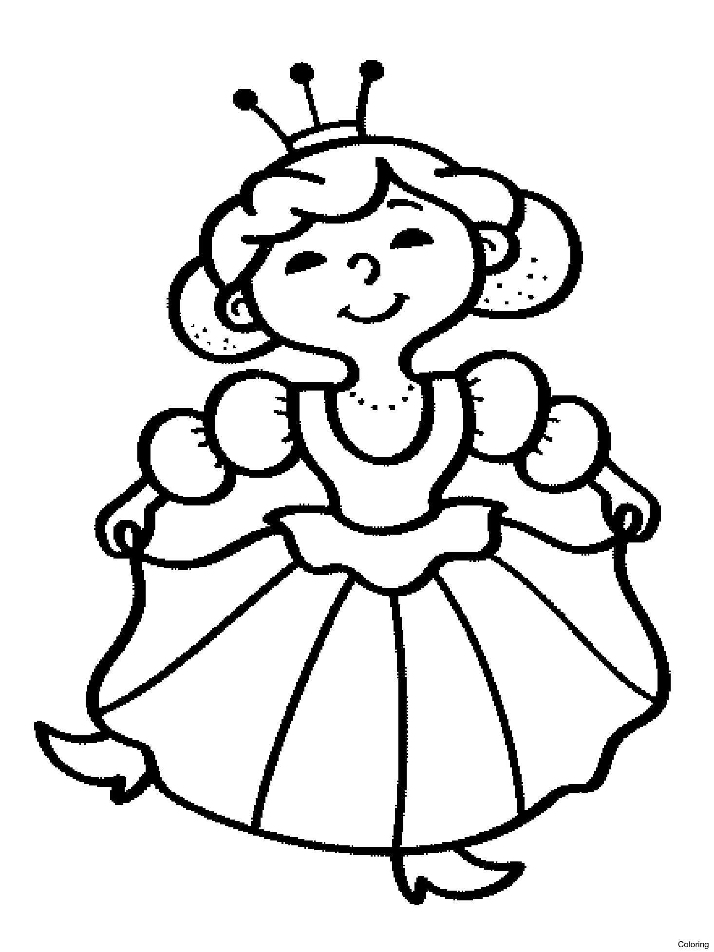 1466x1955 How To Draw King And Queen Coloring Pages Kid Drawing Learn Color