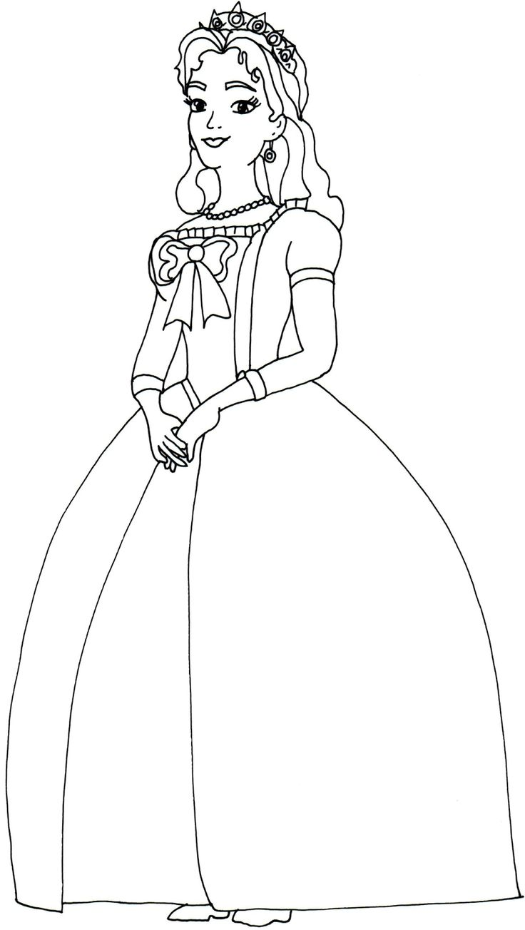 736x1304 Top Queen Coloring Pages