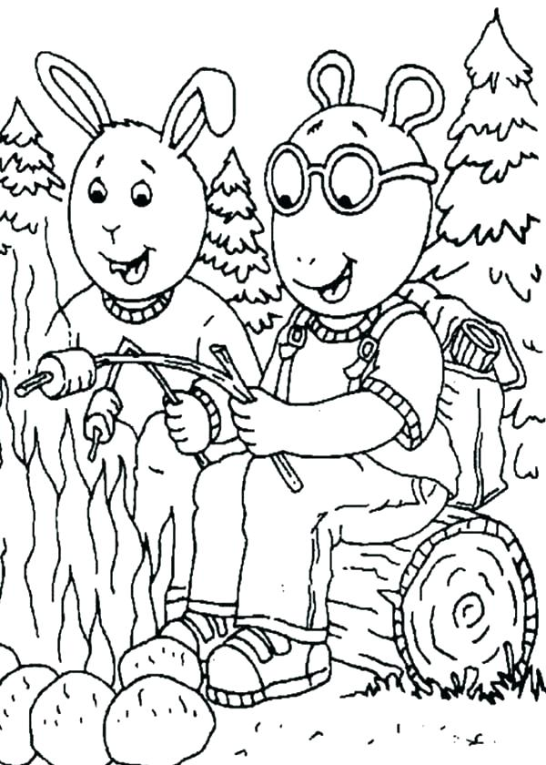 600x840 Arthur Coloring Pages Coloring Pages Coloring Pages Read