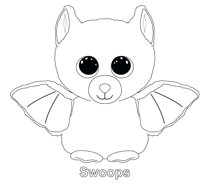 736x649 King Boo Coloring Pages Coloring Pages Bats Beanie Boo Coloring