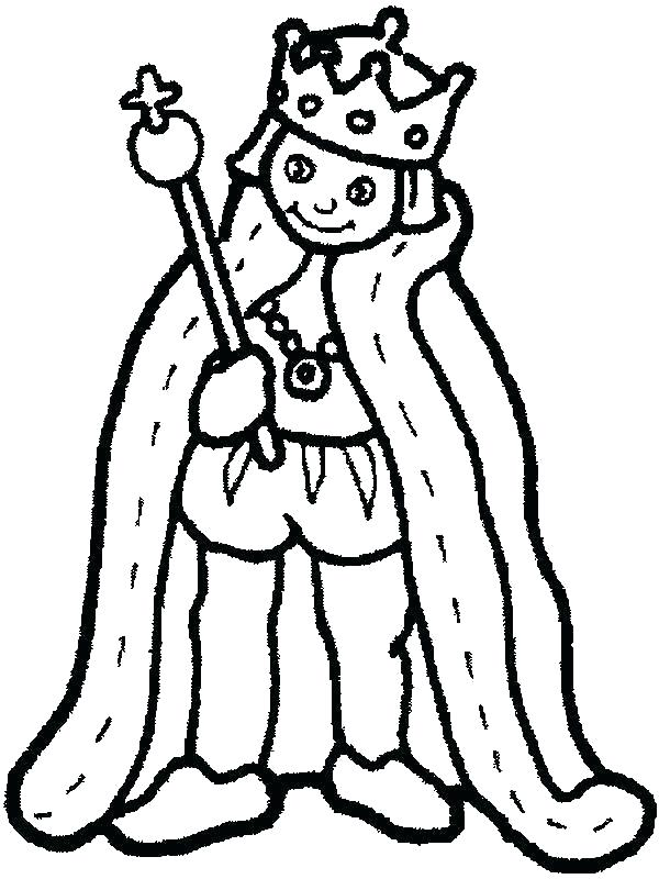 600x800 King Josiah Coloring Page