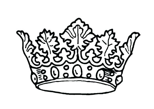 600x425 King Crown Coloring Page Crown Coloring Pages Crown Coloring Page