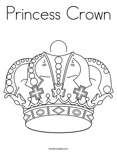 468x605 Crown Coloring Page King Crown Coloring Page Crown Coloring Page
