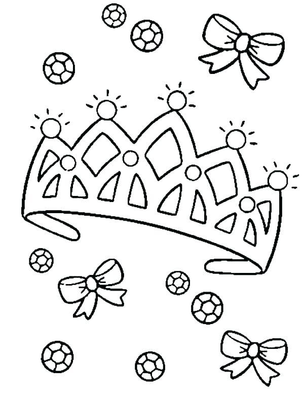 600x790 Tiara Coloring Page Coloring Crowns King Crown Coloring Page Crown