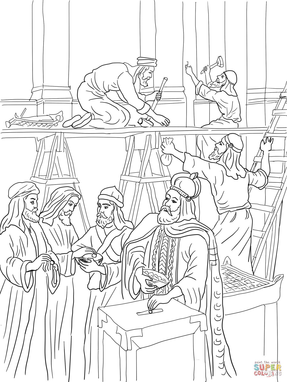 1200x1600 Best Of Coloring Pages Of King Josiah Fresh King Josiah Coloring