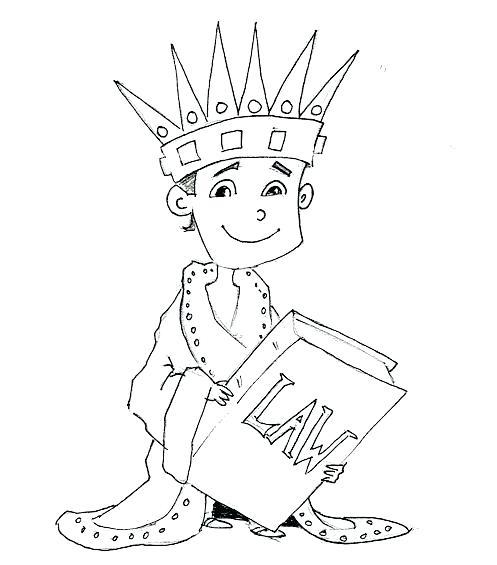 497x565 King Josiah Coloring Page King Coloring Page King Coloring Sheet