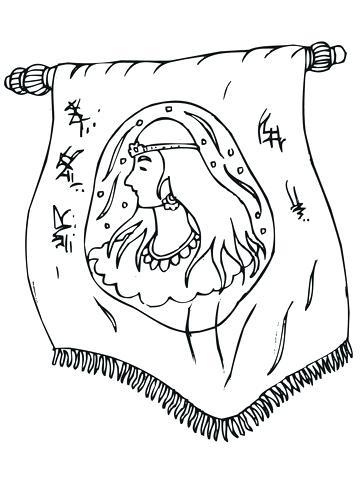 360x480 King Josiah Coloring Page King Josiah Scroll Coloring Page King