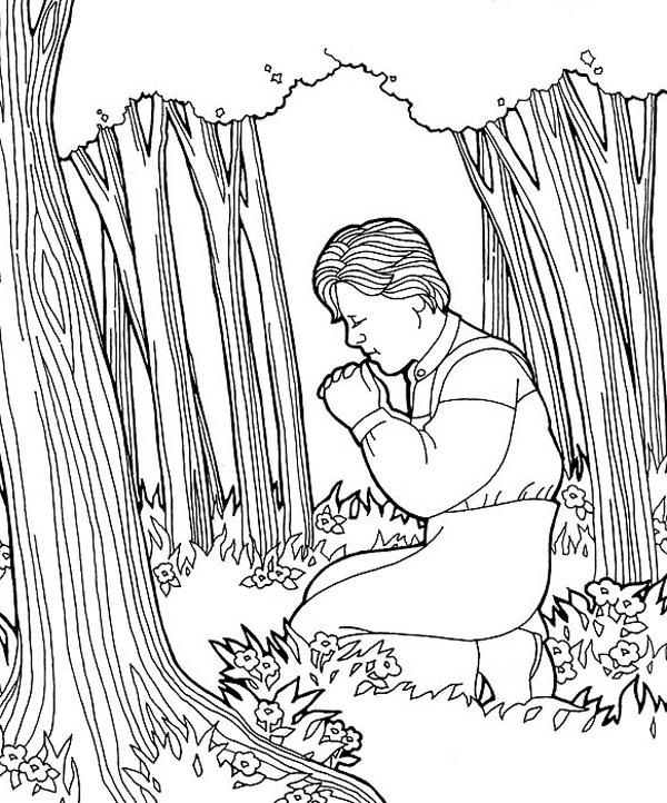 600x722 Joseph Smith Pray