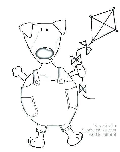 475x605 Kite Coloring Page Kite Drawing For Coloring Kites Coloring Pages