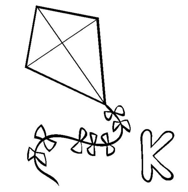 600x612 Kite Coloring Pictures Kites Colouring Pages Kite Coloring Pages K