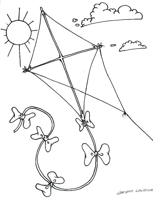 604x781 Kites Coloring Pages Coloring Pages Of Kites Kids And All Ages