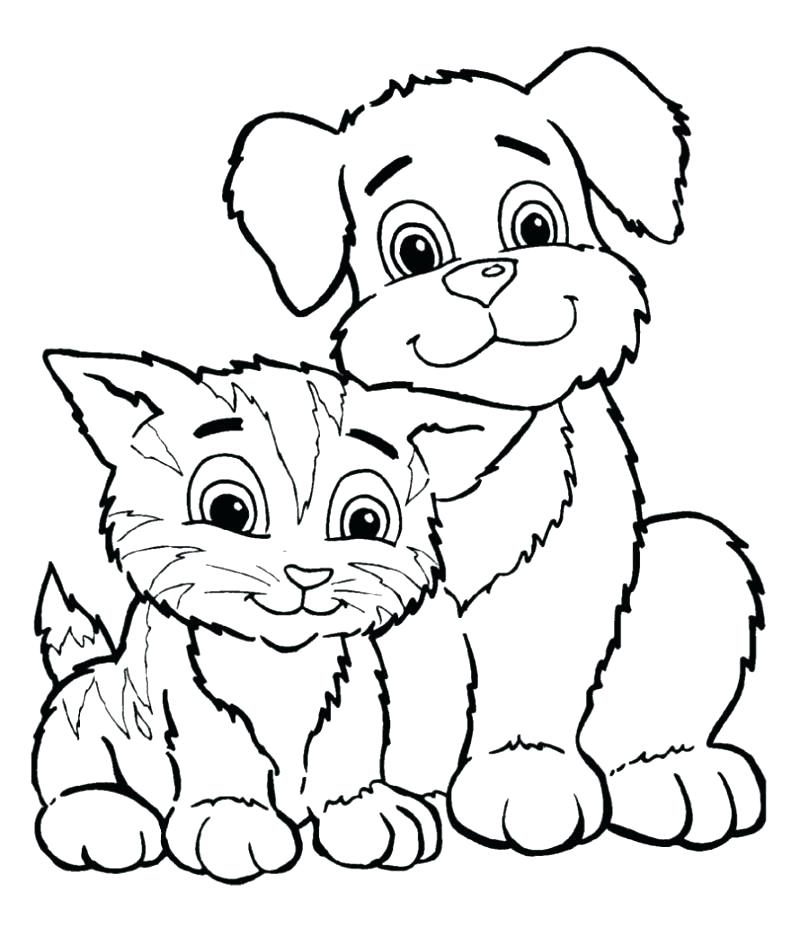 800x927 Stunning Kitten Coloring Pages To Print Kittens Coloring Pages