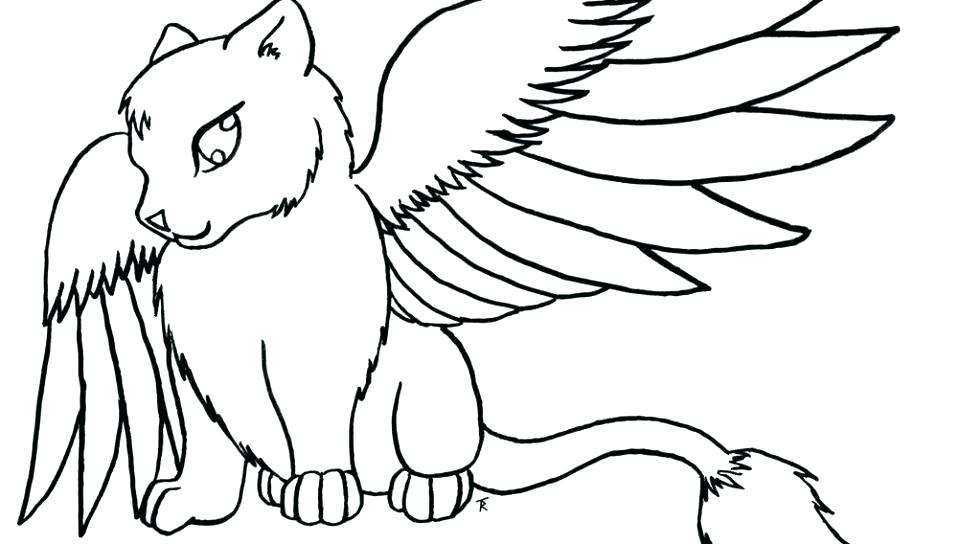 960x544 Kittens Coloring Page Puppy And Kitty Coloring Pages Kitten