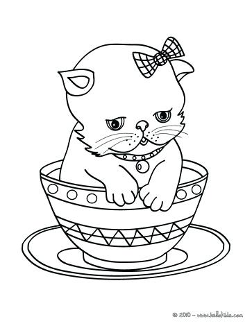 363x470 Kitties Coloring Pages Hello Kitty Coloring Book Kittens Coloring