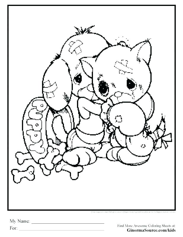 618x800 Cute Kitten Coloring Sheets Kitty Cat Coloring Pages Kitty Cat