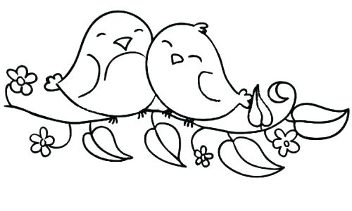 500x300 Coloring Pages For Girls Pictures Of Birds Colouring Wild Life