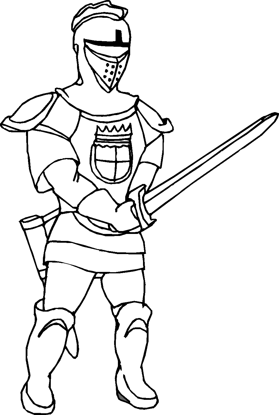 956x1421 Knight Coloring Pages Luxury Free With Knights Horses Coloring