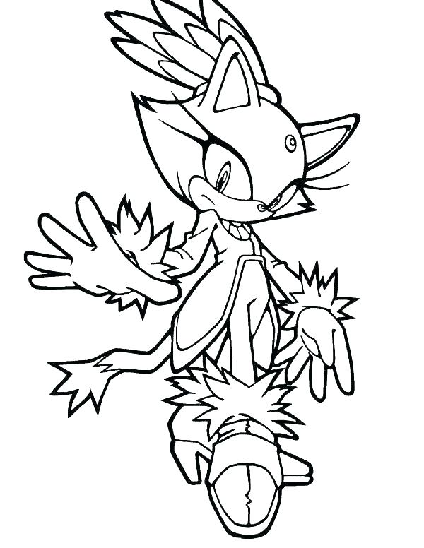 600x776 Sonic Coloring Pages Tails Shadow Sonic Coloring Pages Sonic