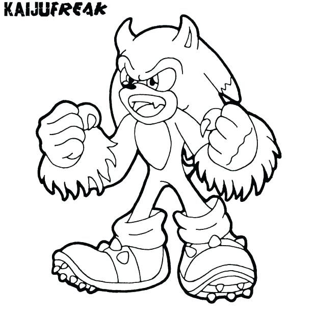 618x618 Knuckles Coloring Pages Knuckles The Echidna Coloring Pages