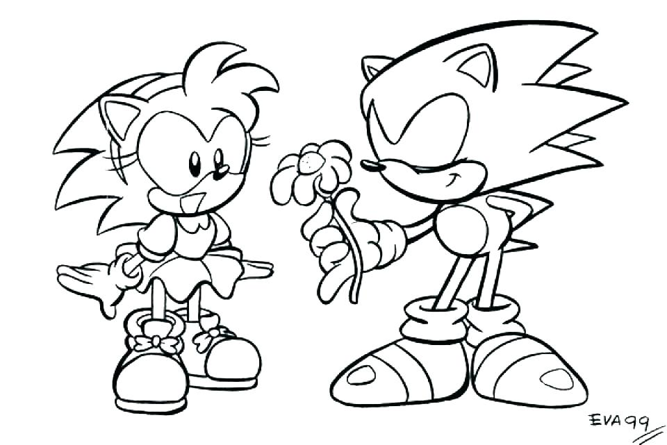 960x641 Knuckles Coloring Pages Coloring Pages For Kids Valentines Page