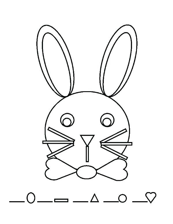 600x776 Knuffle Bunny Coloring Pages Bunny Coloring Pages Drawing Bunny