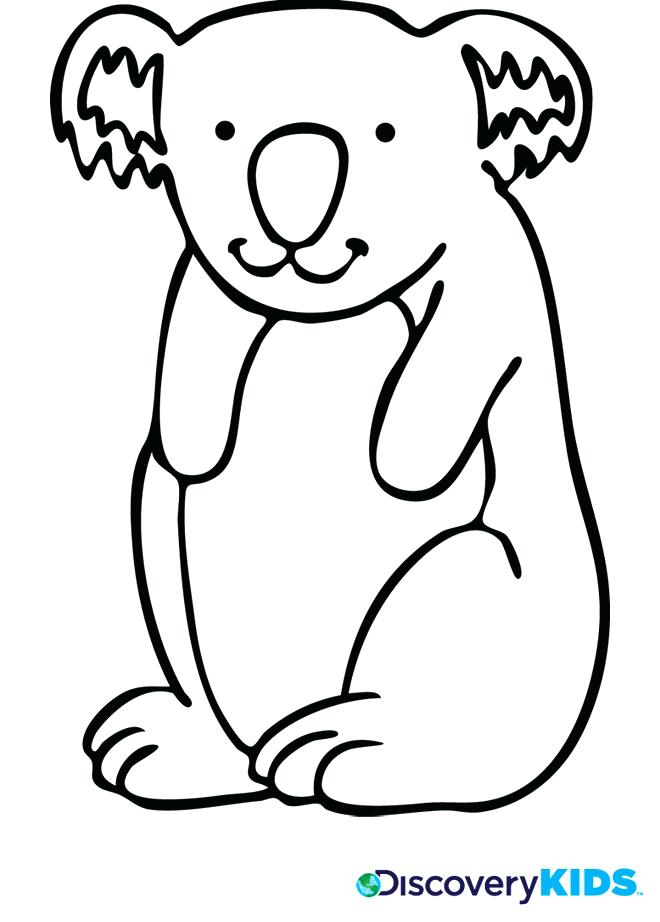 660x922 Koala Coloring Page Koala Coloring Pages Koala Bear Coloring Page
