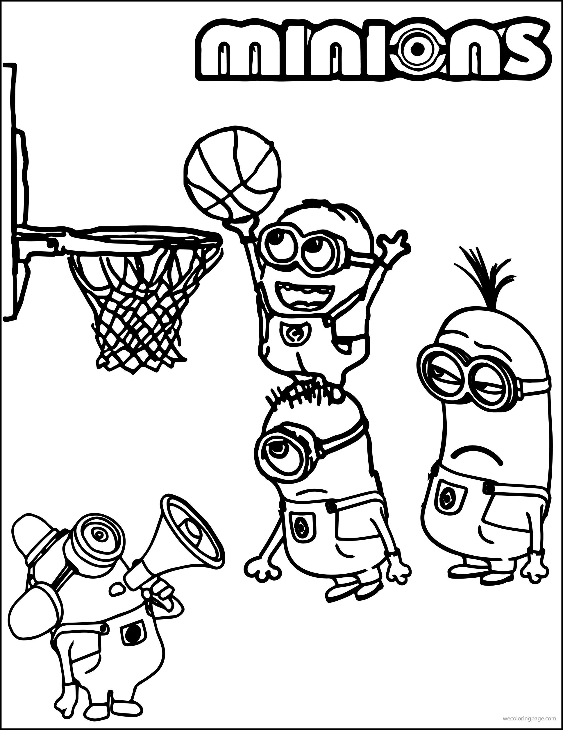Kobe Bryant Coloring Pages