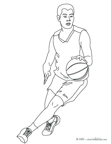 364x470 Kobe Bryant Coloring Pages Coloring Pages Basketball Player