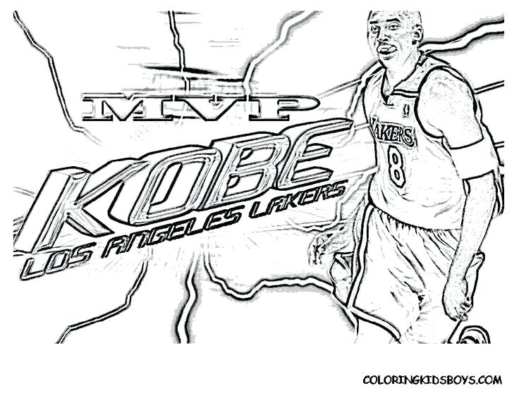 736x568 Kobe Bryant Coloring Pages Kobe Bryant Coloring Pages Big Boss