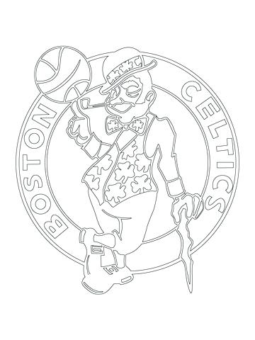 360x480 Kobe Bryant Coloring Pages Logo Coloring Page Kobe Bryant Coloring