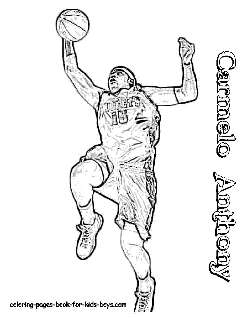 816x1056 Kobe Bryant Coloring Pages