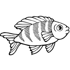 230x230 Top Free Printable Koi Fish Coloring Pages Online