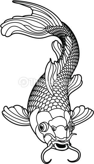 313x547 Chinese Fish Design
