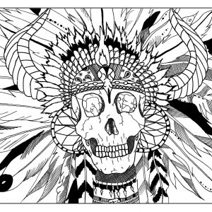 300x300 Preschool Indian Coloring Pages New Indian Coloring Pages
