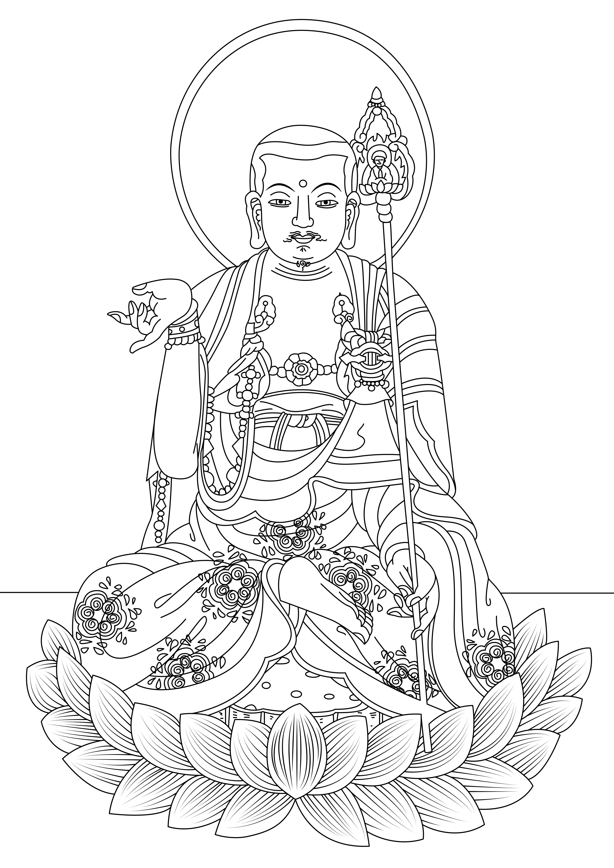 2480x3508 Advice Korean Hanbok Coloring Pages Drawing