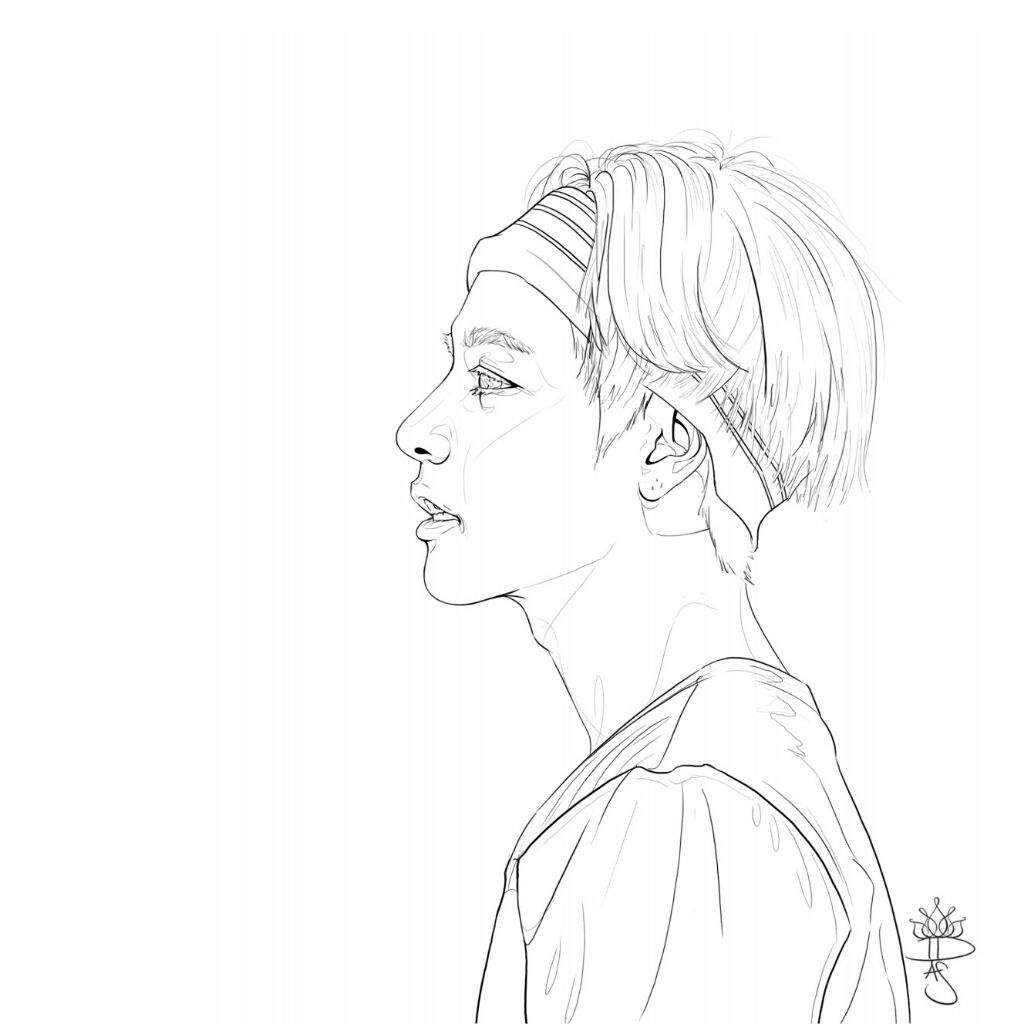 Kpop Coloring Pages At Getdrawings Free Download