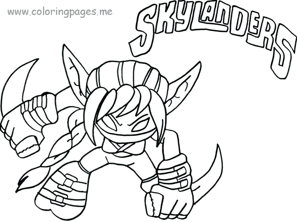 1024x766 Coloring Pages Of Skylanders Coloring Page Coloring Pages Coloring