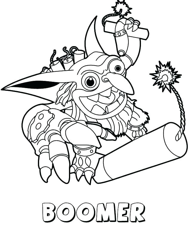 633x761 Coloring Pages Of Skylanders Coloring Pages Of Fancy This Cute