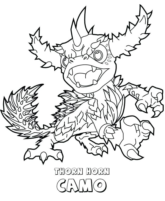 636x776 Skylanders Coloring Pages Skylanders Swap Force Coloring Pages