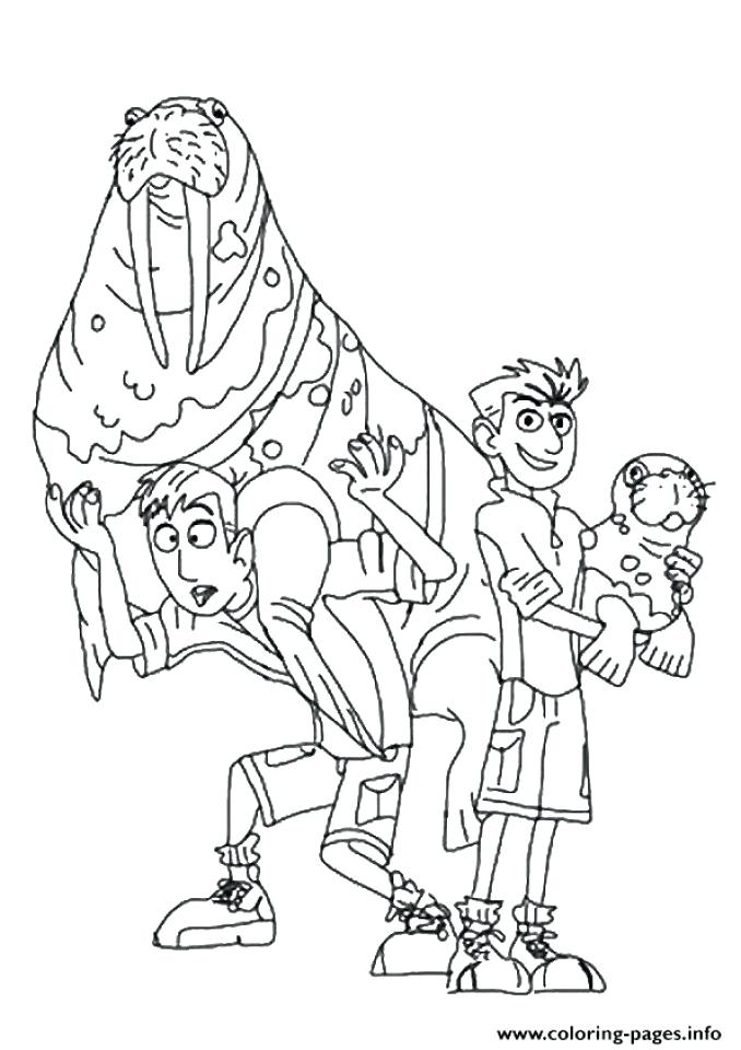 Kratt Brothers Coloring Pages at GetDrawings | Free download