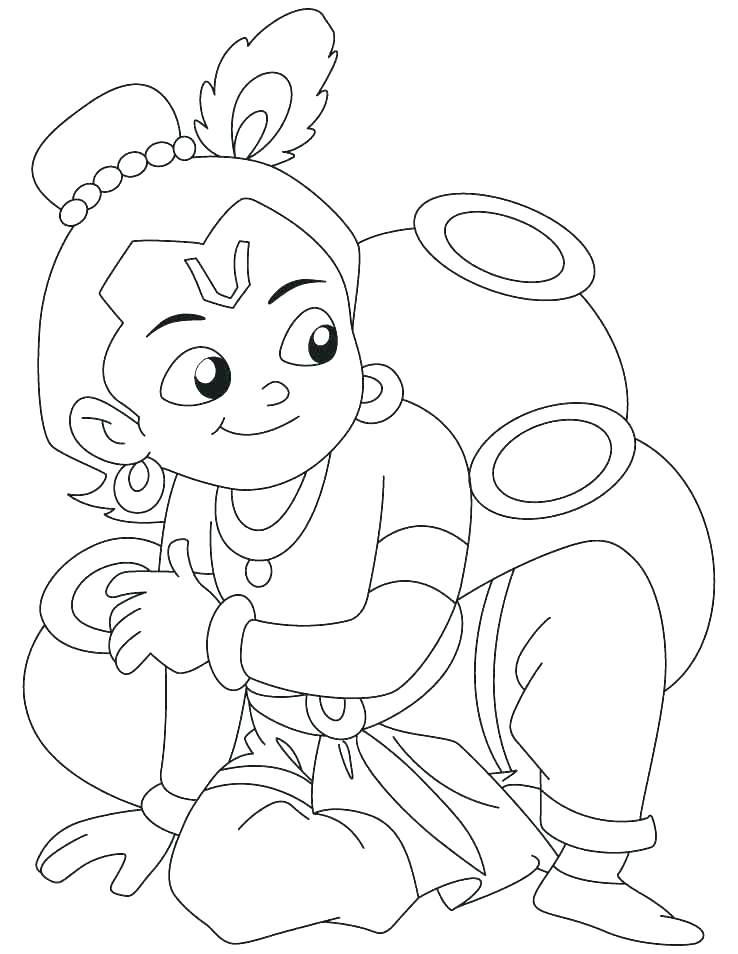 738x954 Krishna Coloring Pages Coloring Google Search Bal Krishna Coloring