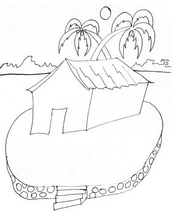 569x695 Shri Krishna Janmashtami Coloring Printable Pages For Kids