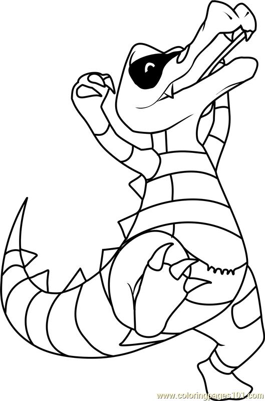 529x800 Pokemon Coloring Pages Krokorok Bgcentrum