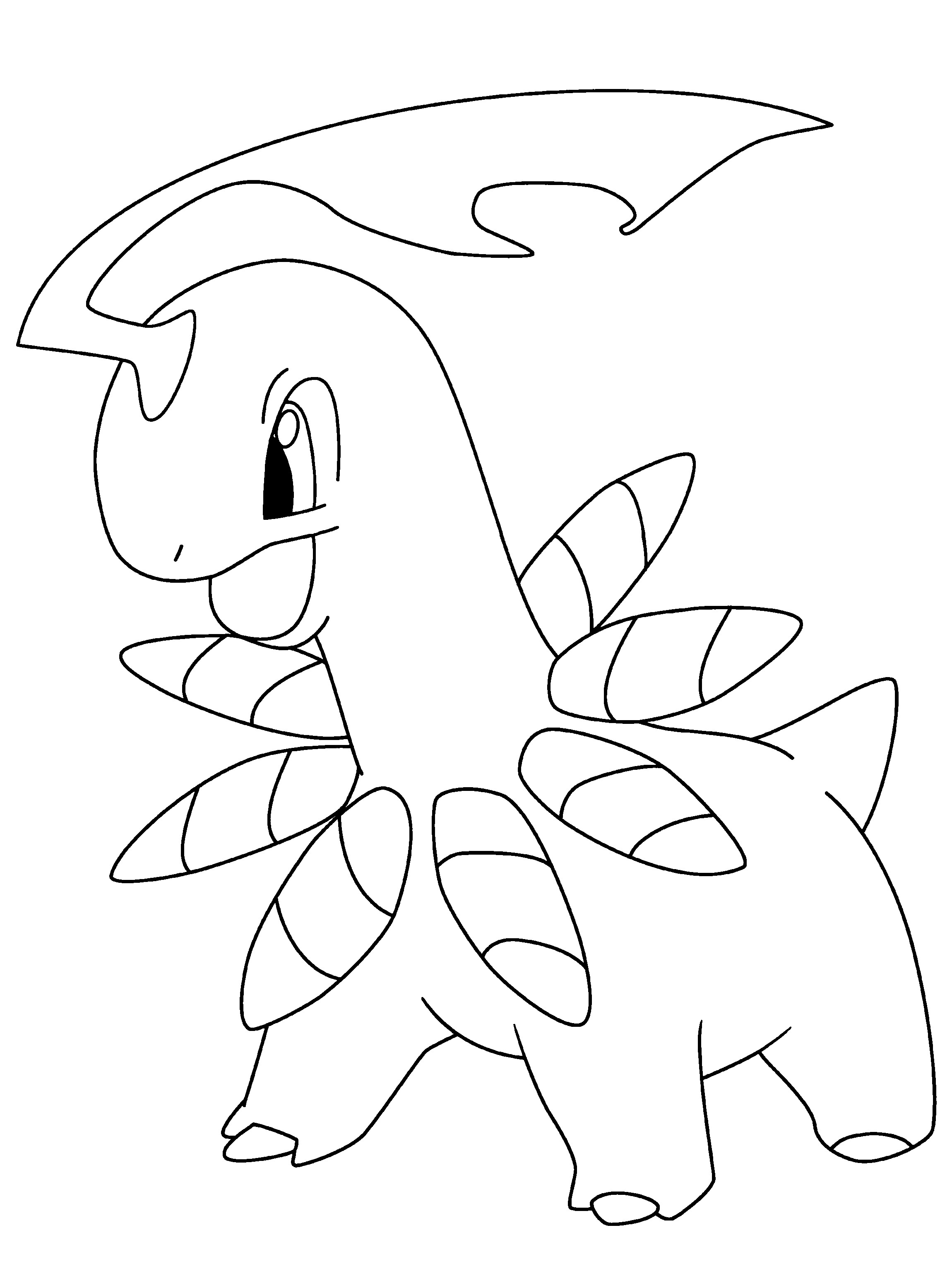 2300x3100 Pokemon Coloring Pages Krookodile Inspiration Pokemon Excadrill
