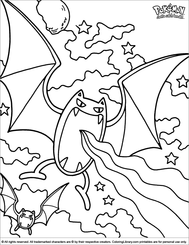 612x792 Coloring Pages Pokemon Tepig
