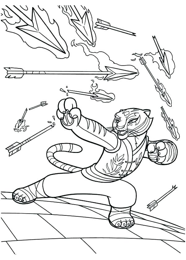 600x840 Kung Fu Panda Coloring Pictures Coloring Pages Panda Coloring